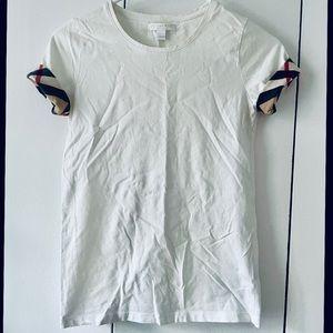 Burberry T-shirt, xxs/xs